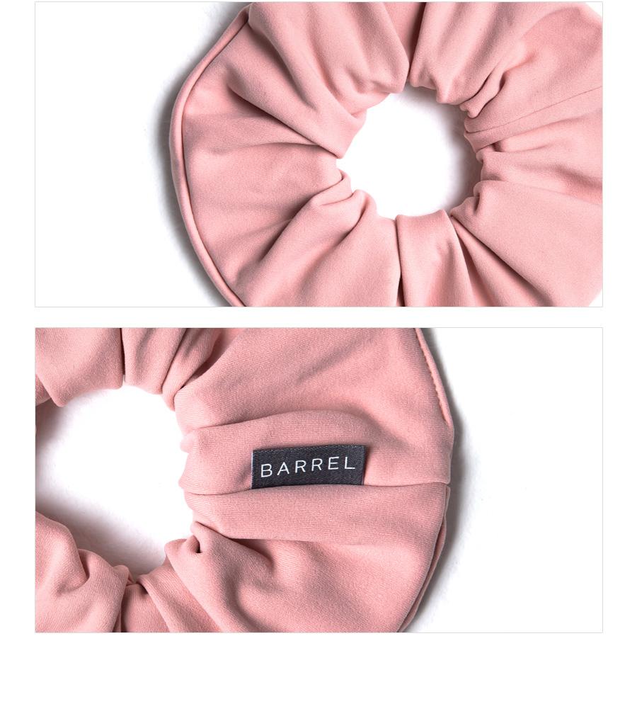 배럴(BARREL) 배럴핏 스크런치 파파야 (BG9UFAC11PPY)
